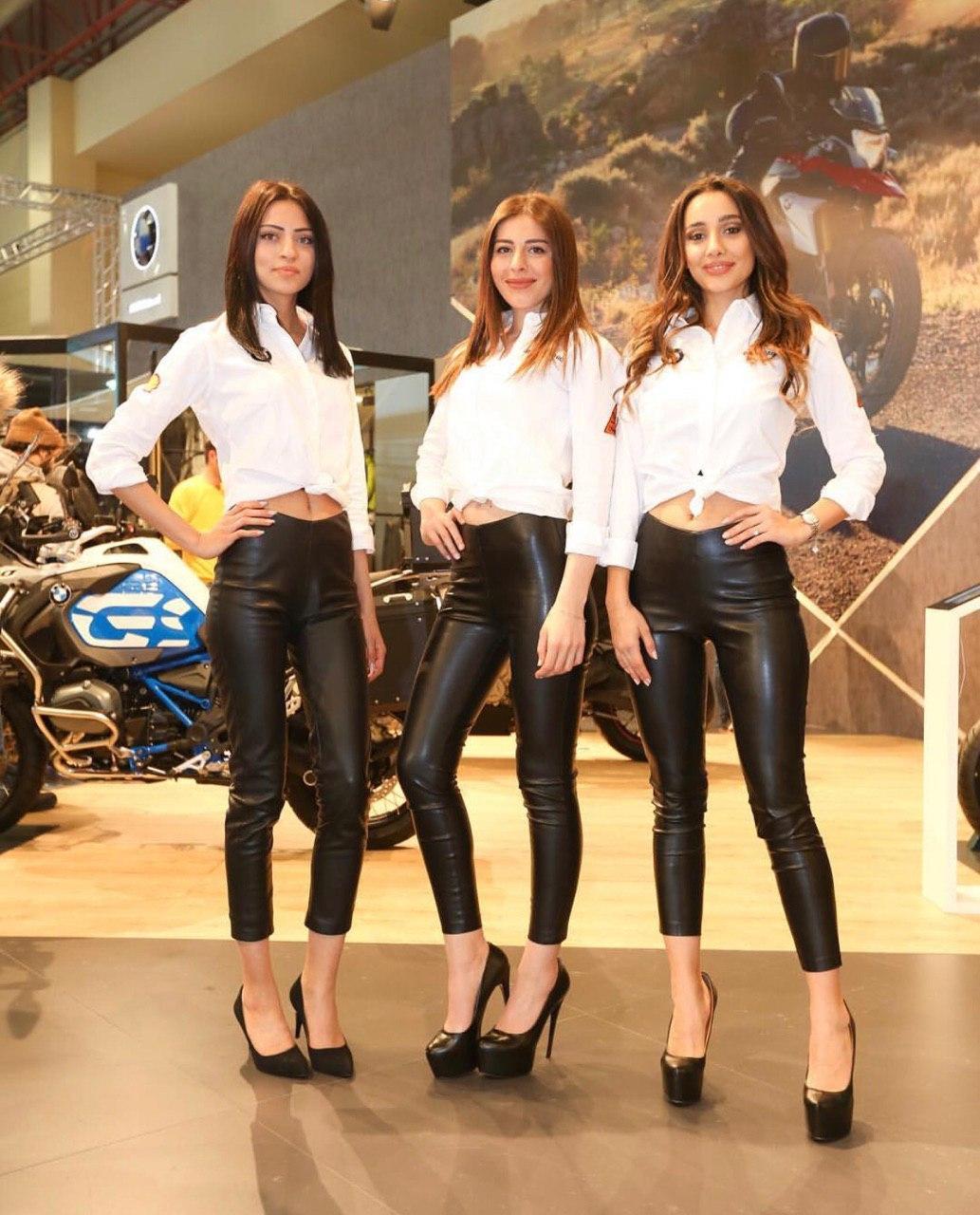 модели на выставку Днепр