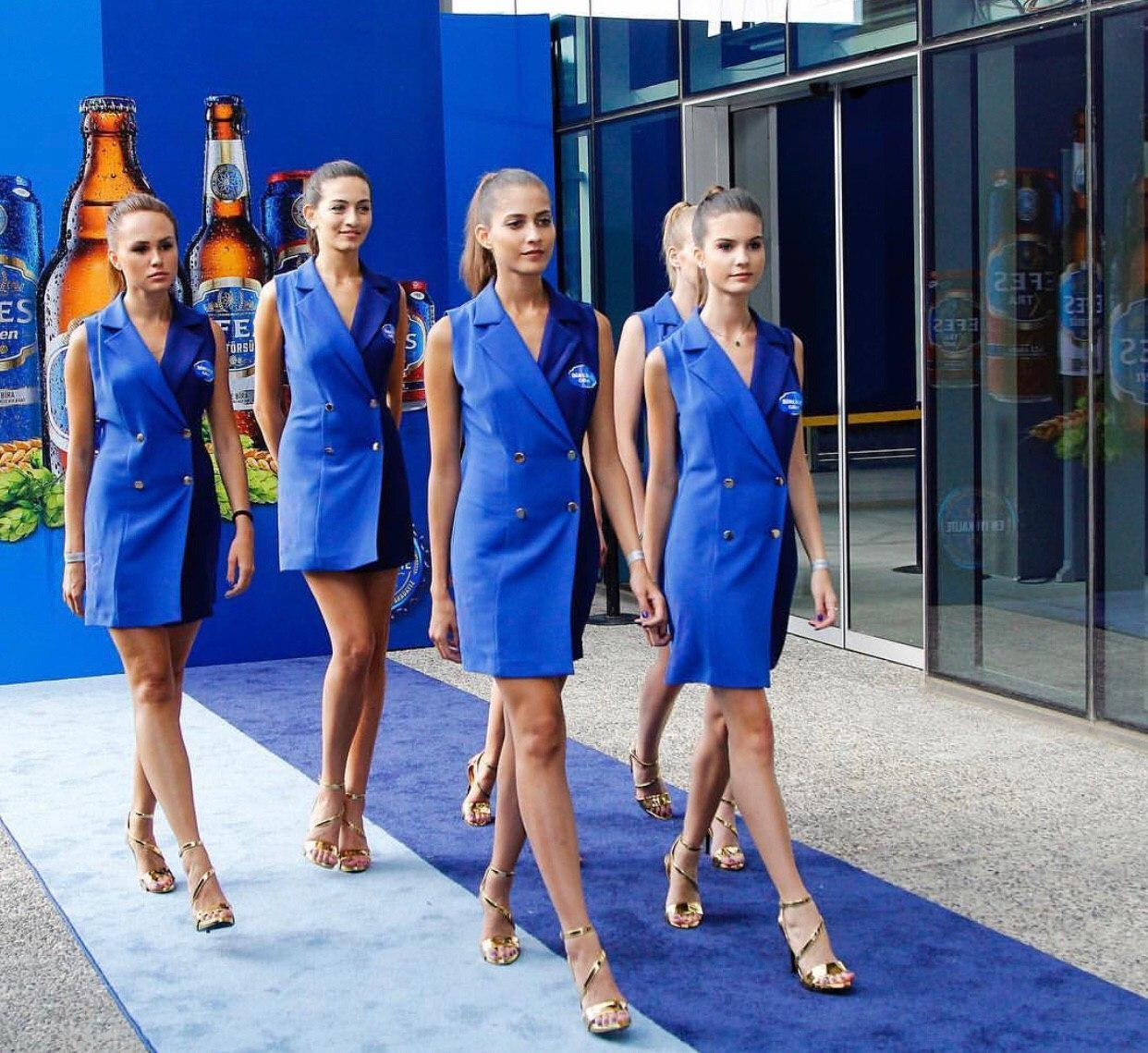 Девушки промо модели Одесса