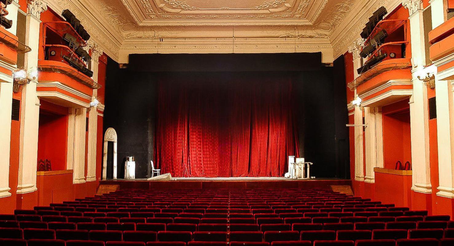 Разыскивают профессиональных актеров в независимый театр