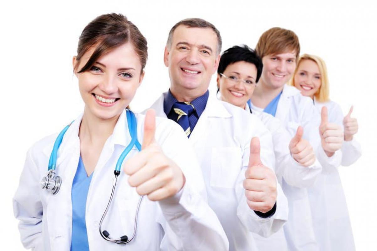 Для зйомки стоків в лікарні шукаємо акторів (моделей) на різні ролі