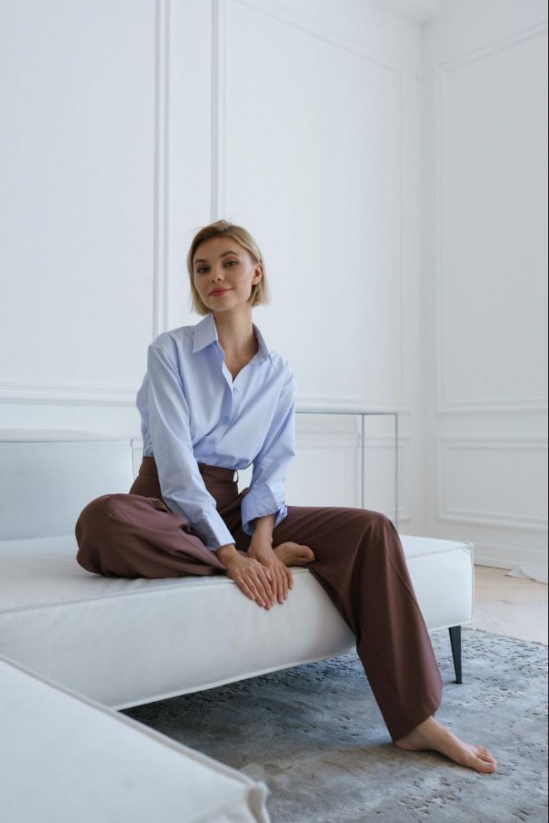 Нужна модель девушка 18-30 лет XS 170+ блондинка или брюнетка/шатенка для съёмки каталога одежды 10.10